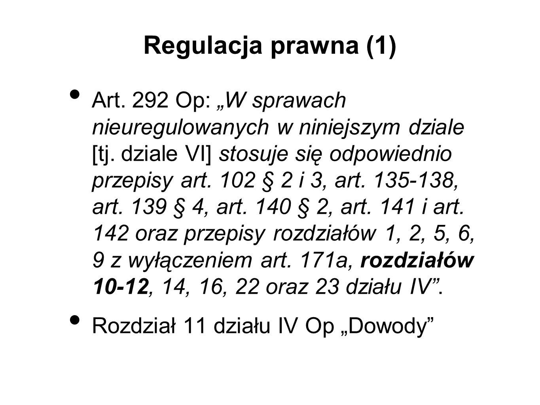 Regulacja prawna (1)