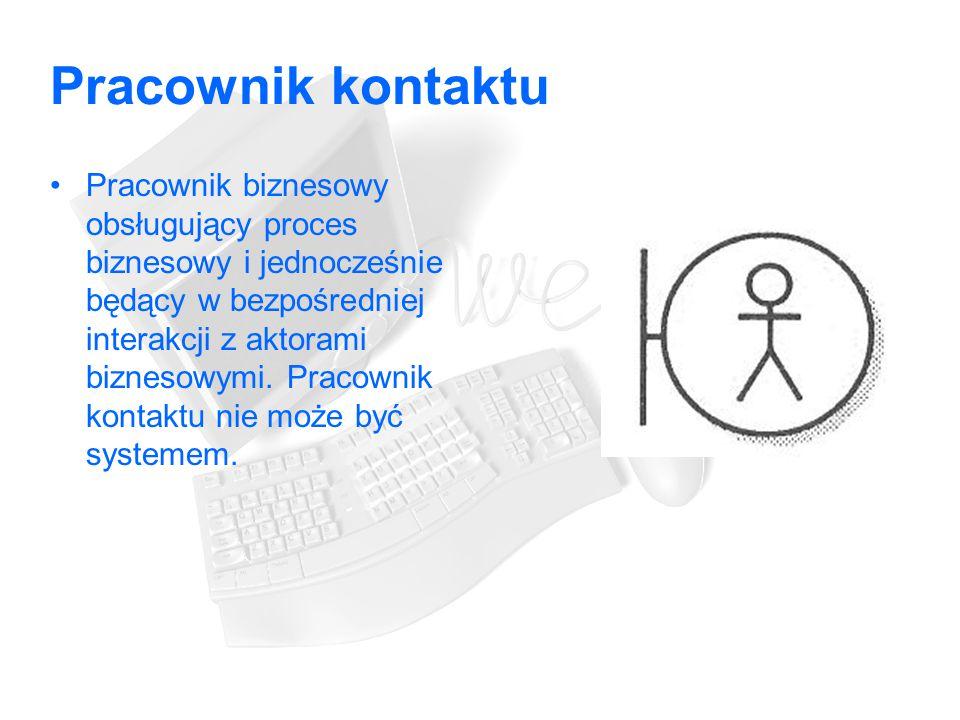 Pracownik kontaktu