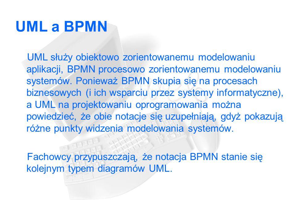 UML a BPMN