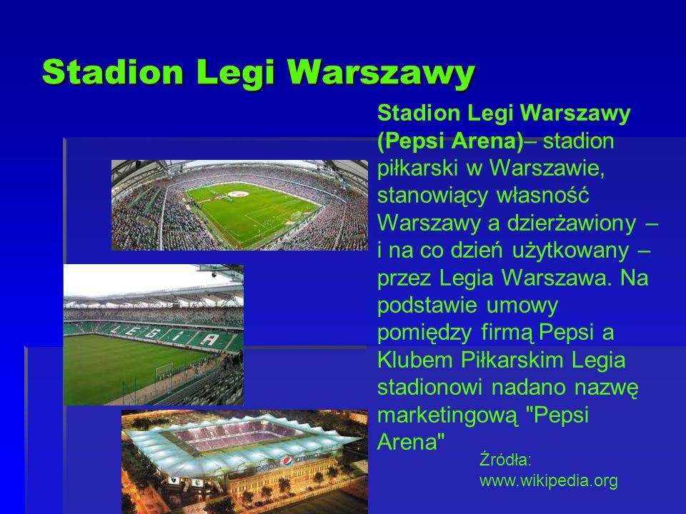 Stadion Legi Warszawy