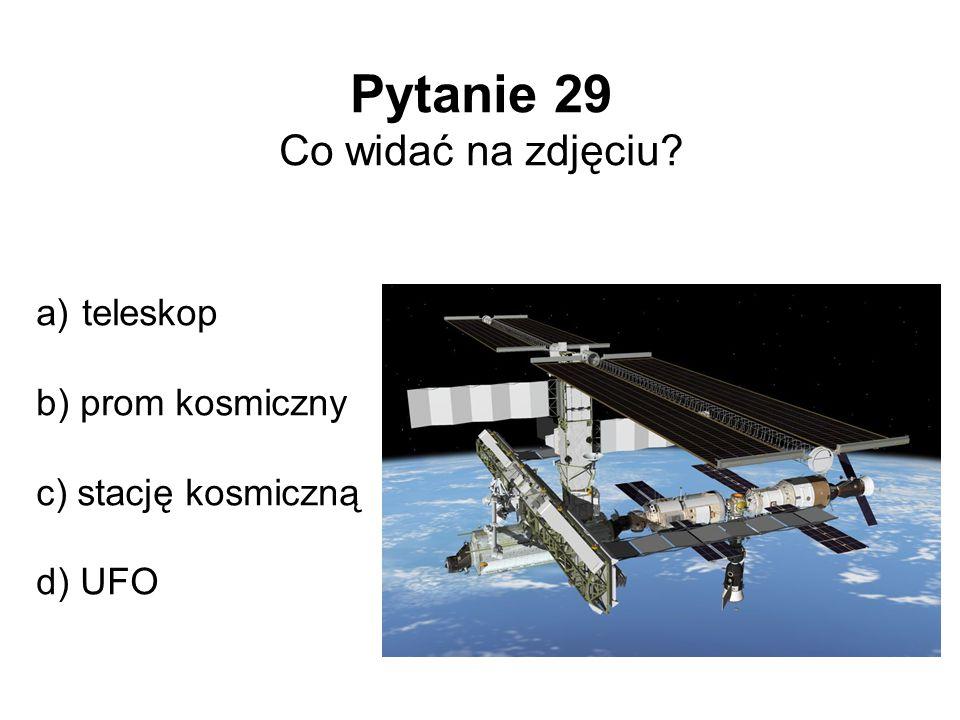 Pytanie 29 Co widać na zdjęciu