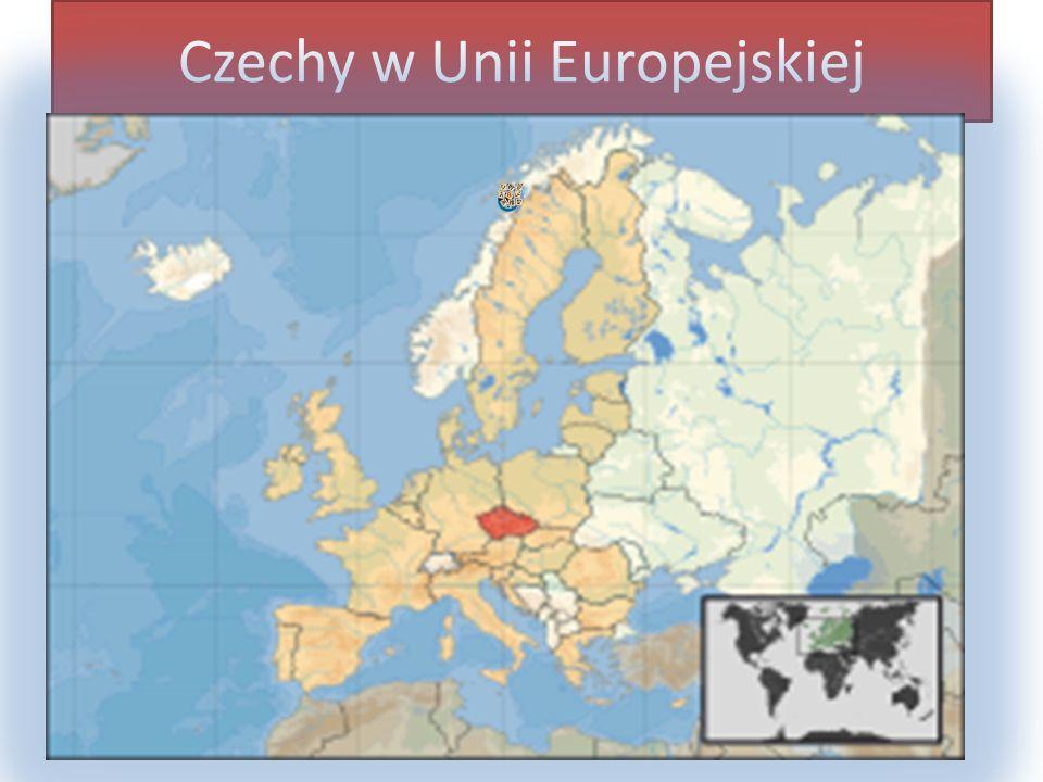 Czechy w Unii Europejskiej
