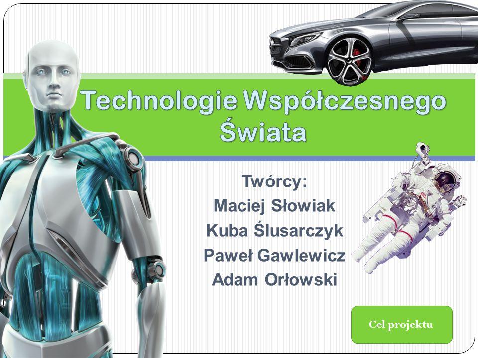 Technologie Współczesnego Świata
