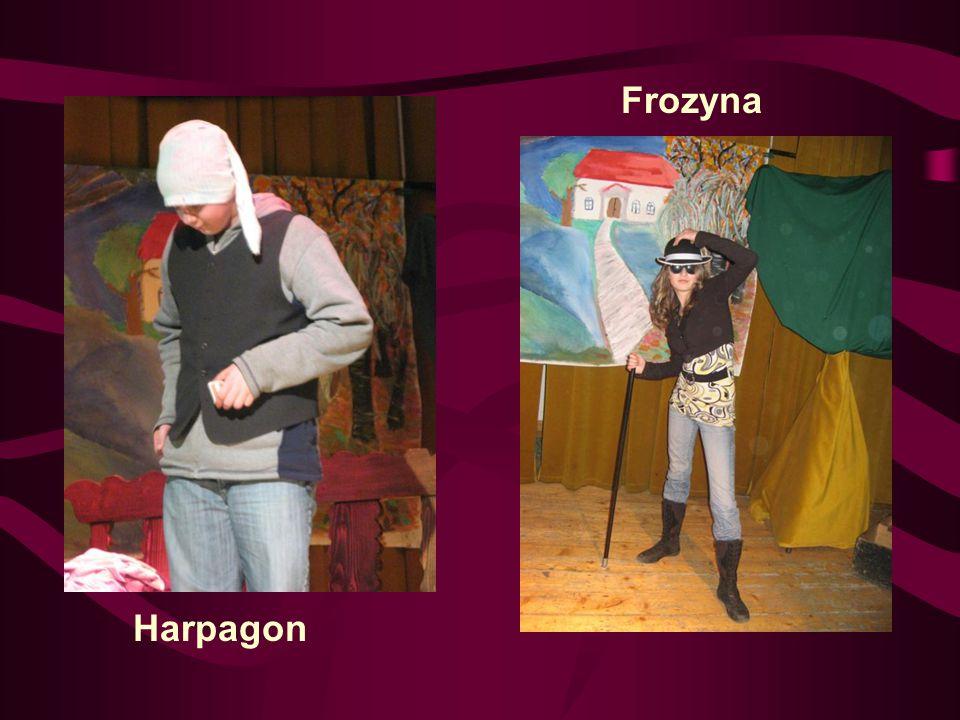 Frozyna Harpagon
