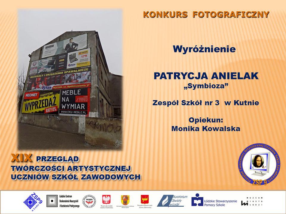 KONKURS FOTOGRAFICZNY Zespół Szkół nr 3 w Kutnie
