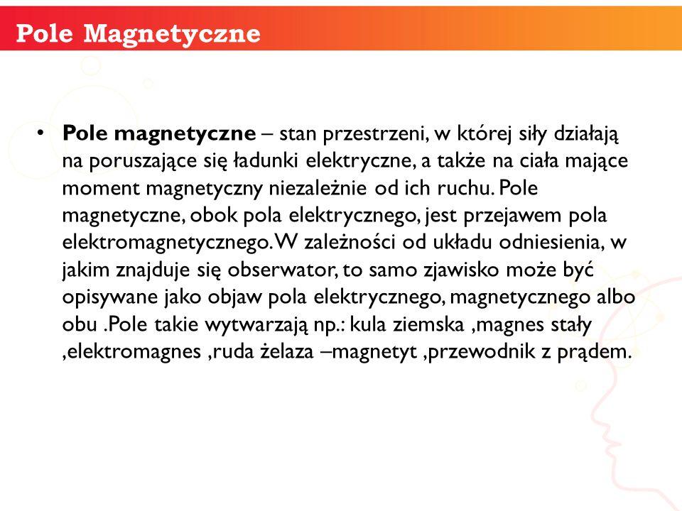 Pole Magnetyczne informatyka +