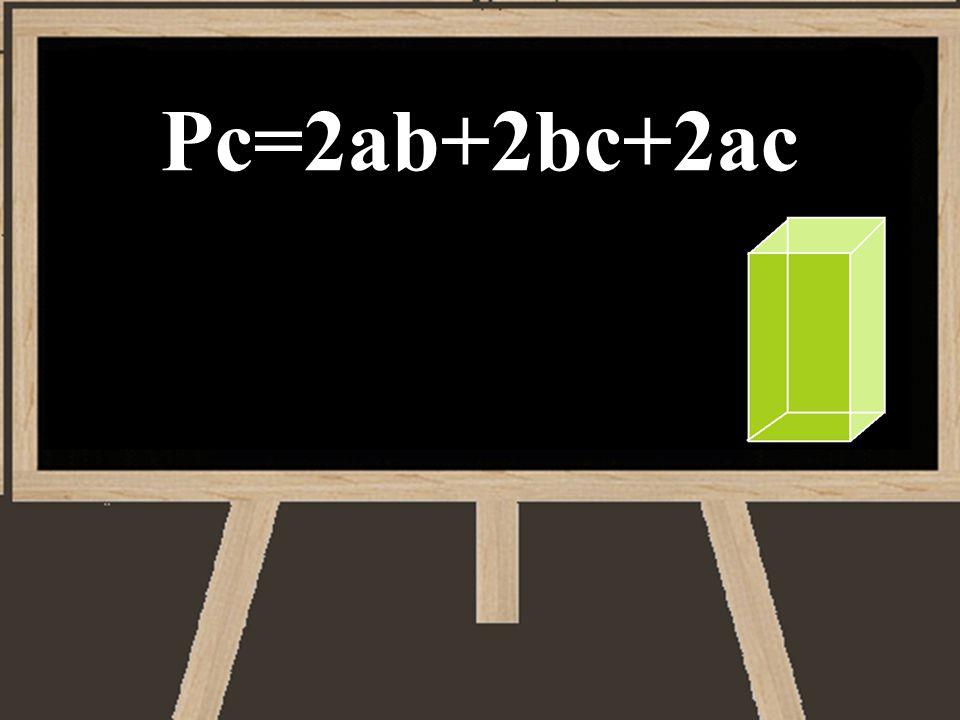 Pc=2ab+2bc+2ac