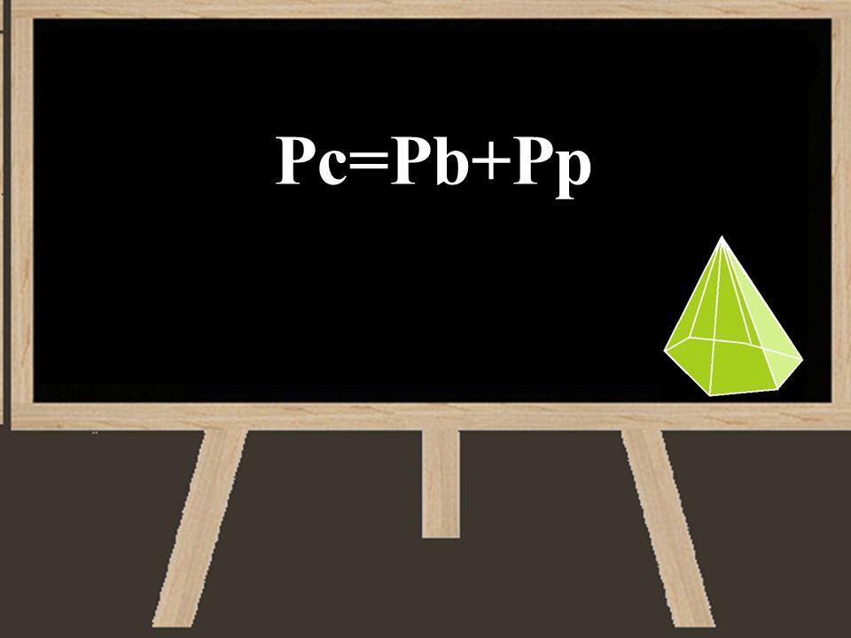 Pc=Pb+Pp