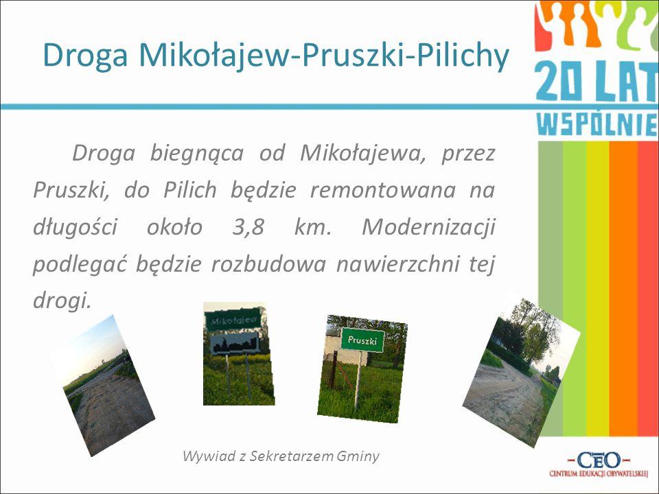 Droga Mikołajew-Pruszki-Pilichy