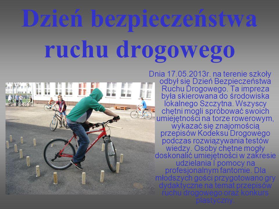 Dzień bezpieczeństwa ruchu drogowego