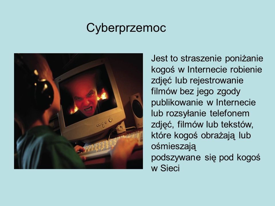 Cyberprzemoc