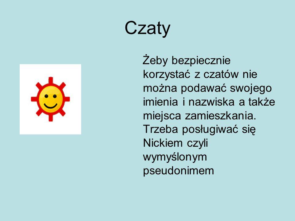 Czaty