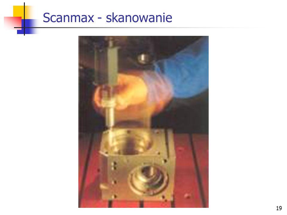 Scanmax - skanowanie