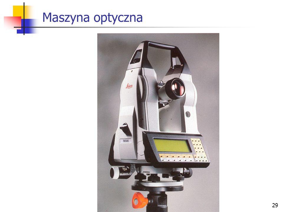 Maszyna optyczna