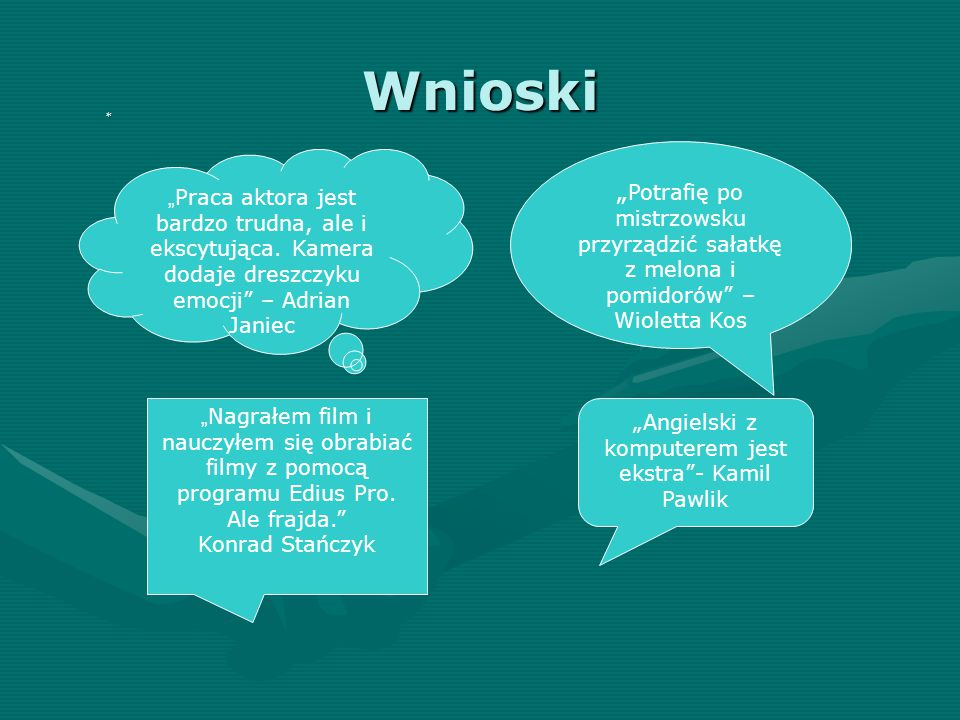 """""""Angielski z komputerem jest ekstra - Kamil Pawlik"""