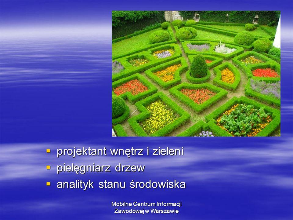 Mobilne Centrum Informacji Zawodowej w Warszawie
