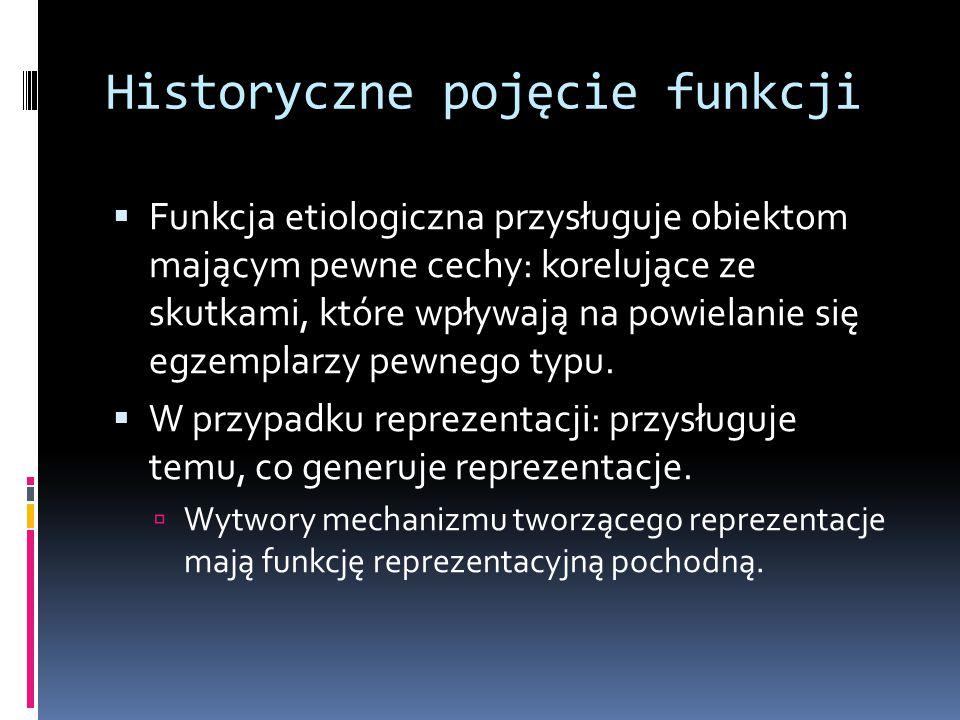 Historyczne pojęcie funkcji