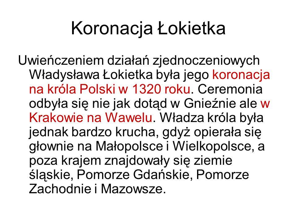 Koronacja Łokietka