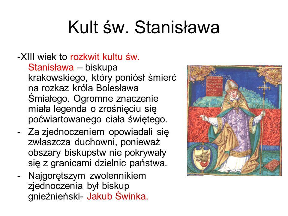 Kult św. Stanisława