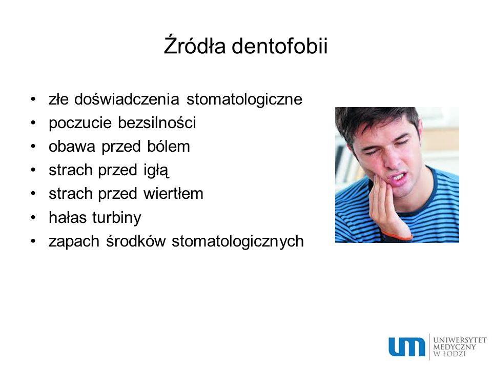 Źródła dentofobii złe doświadczenia stomatologiczne