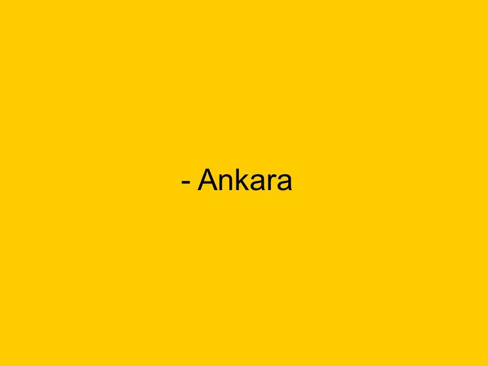 - Ankara