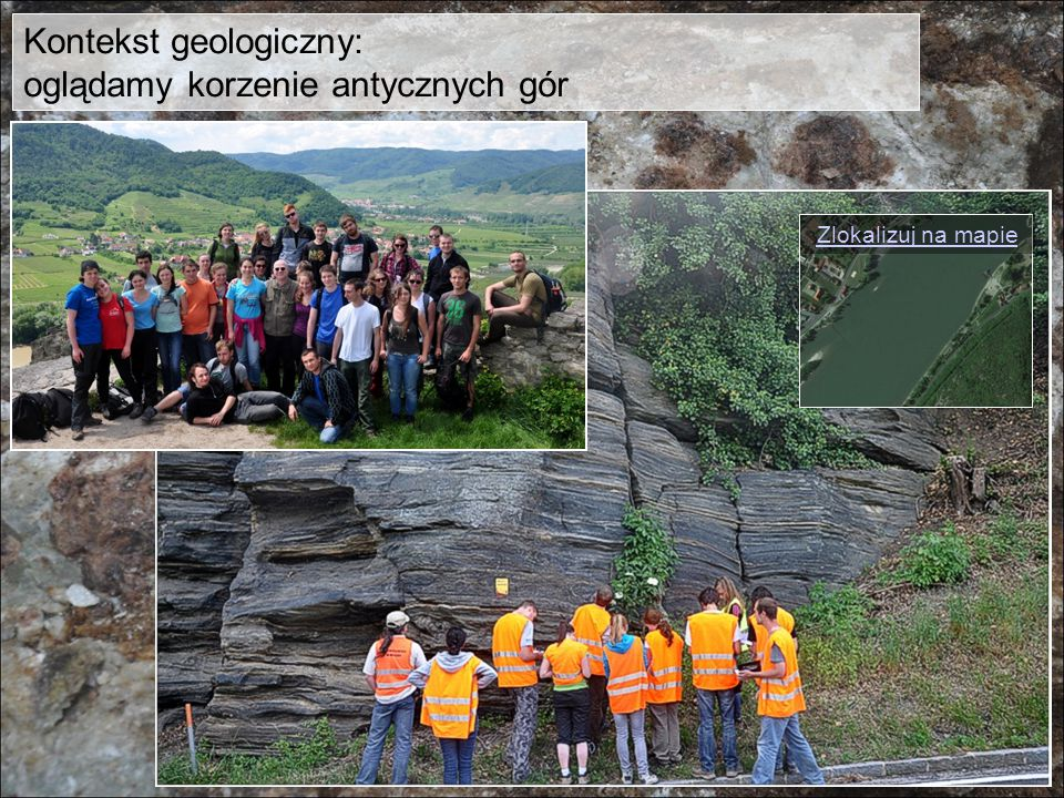 Kontekst geologiczny: oglądamy korzenie antycznych gór