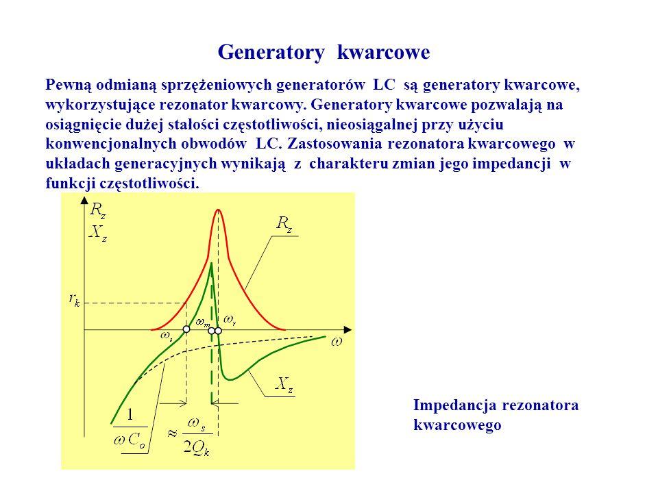 Generatory kwarcowe