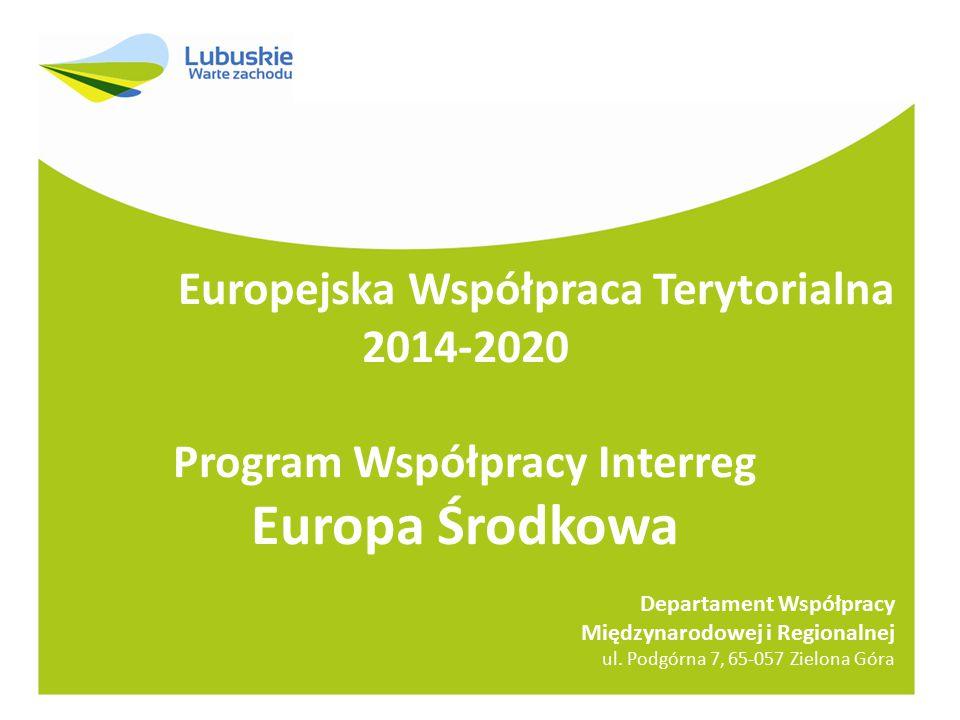 Program Współpracy Interreg