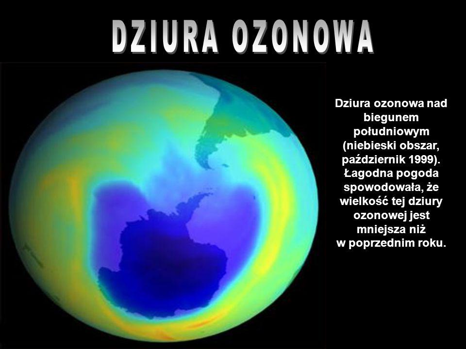 DZIURA OZONOWA