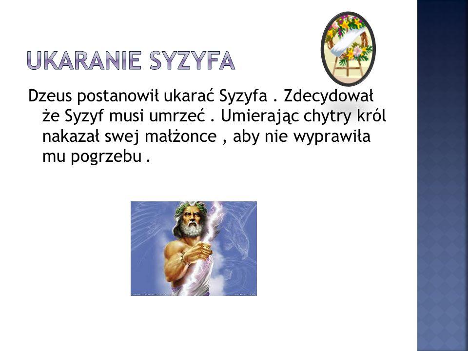 Ukaranie SYzyfa