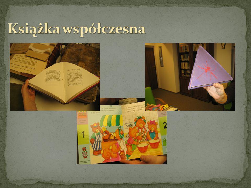Książka współczesna