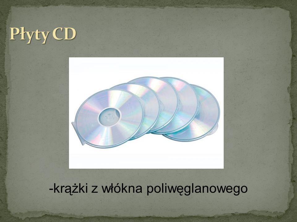 -krążki z włókna poliwęglanowego