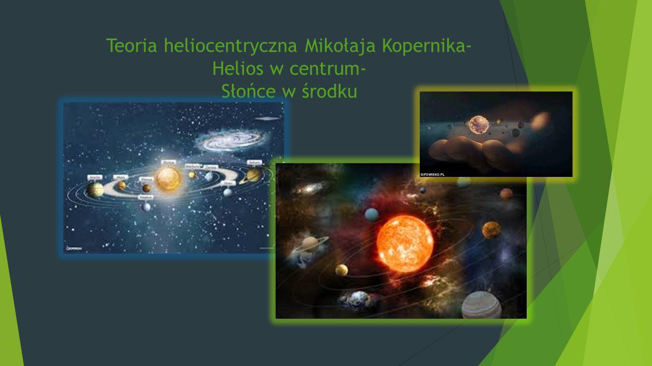 Teoria heliocentryczna Mikołaja Kopernika-