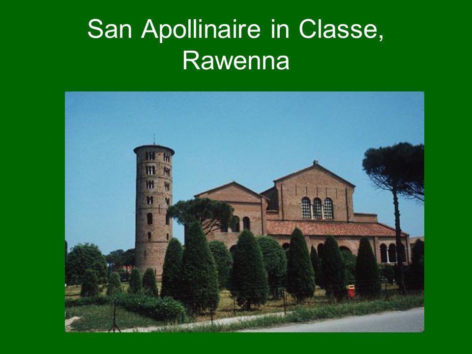 San Apollinaire in Classe, Rawenna