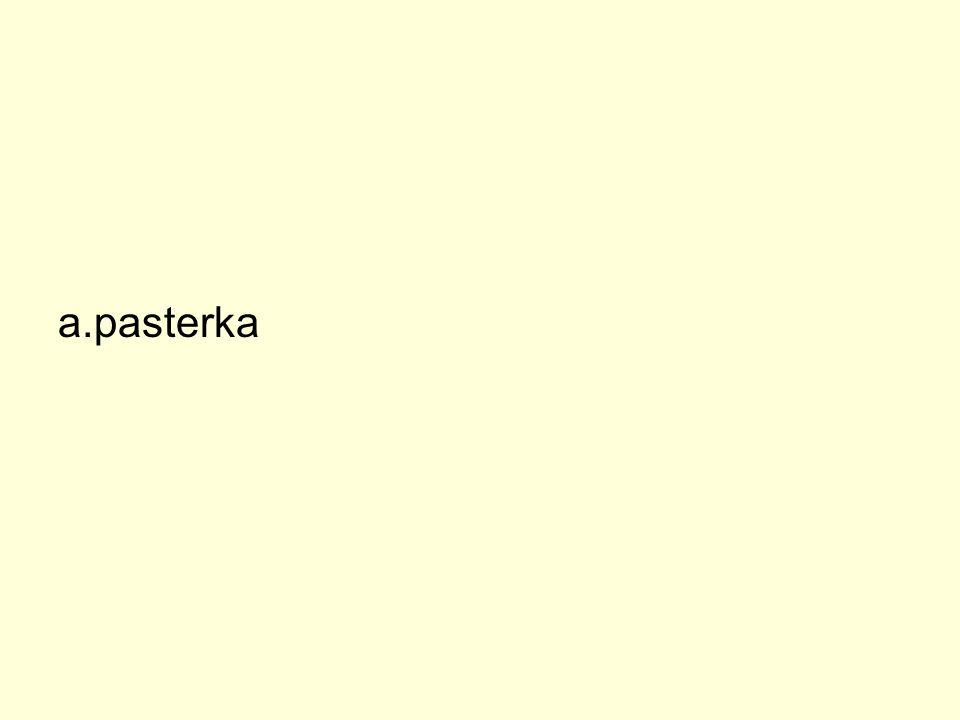 a. pasterka