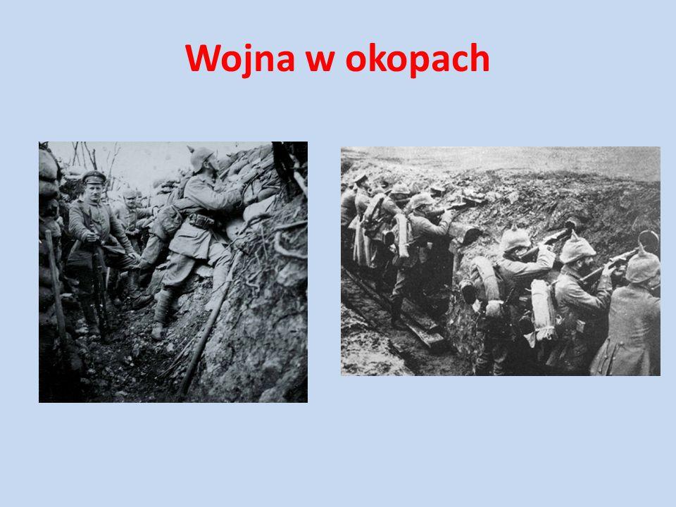 Wojna w okopach