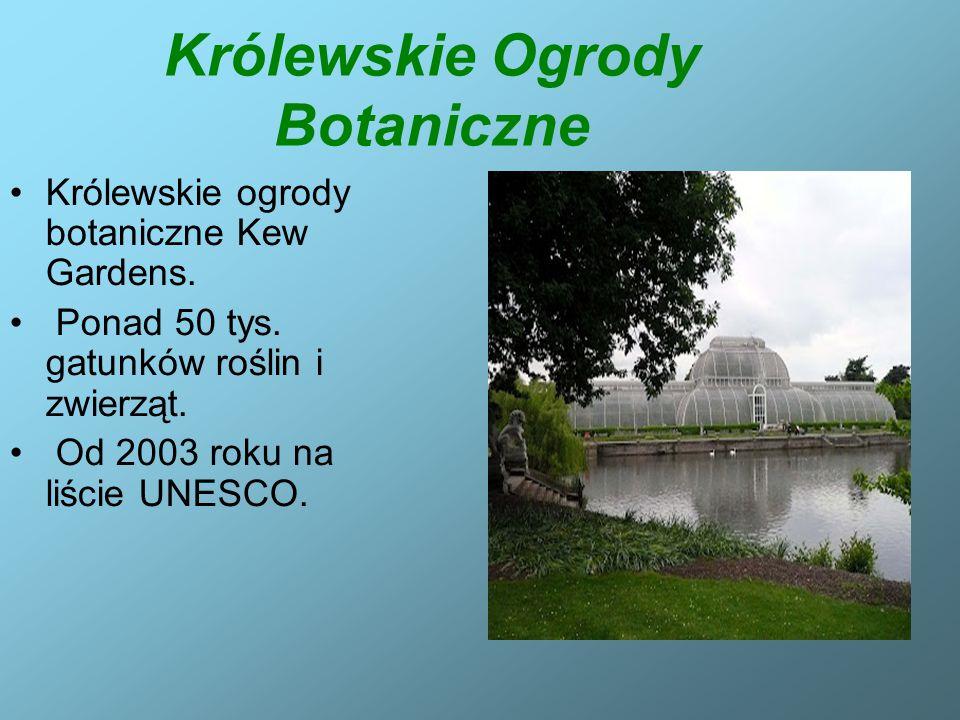 Królewskie Ogrody Botaniczne