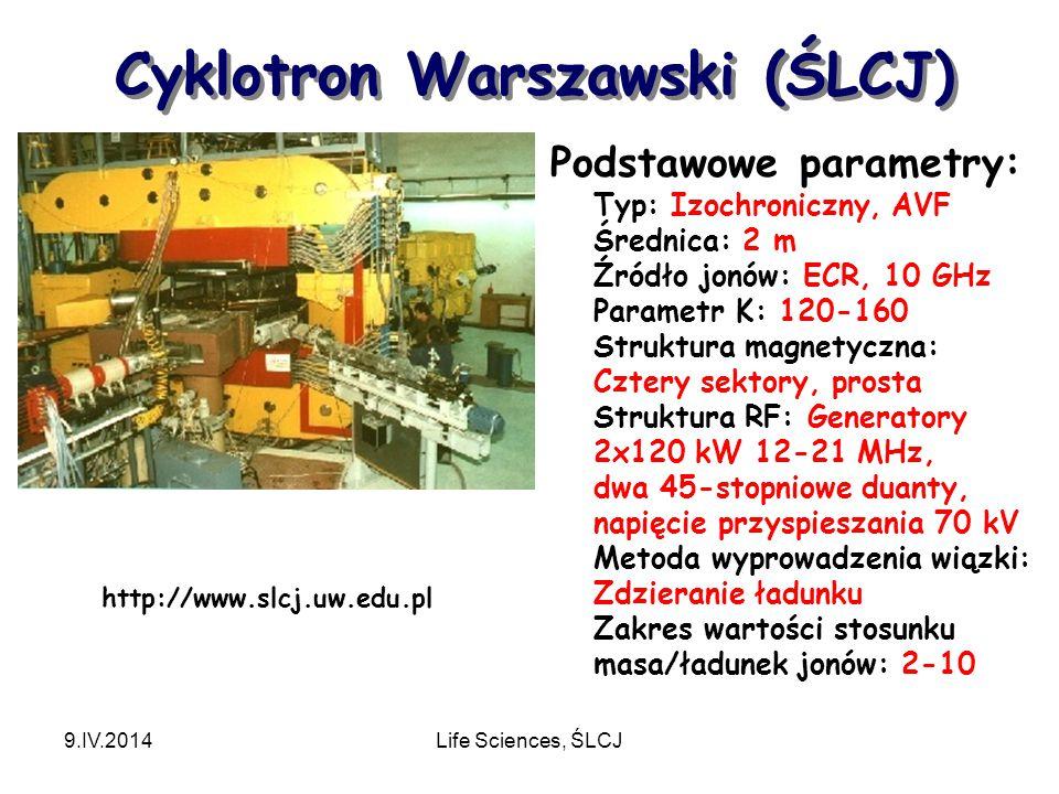 Cyklotron Warszawski (ŚLCJ)