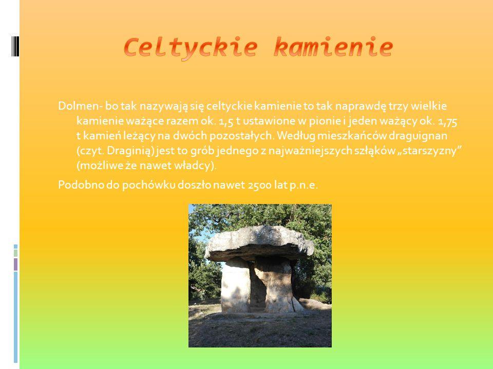 Celtyckie kamienie