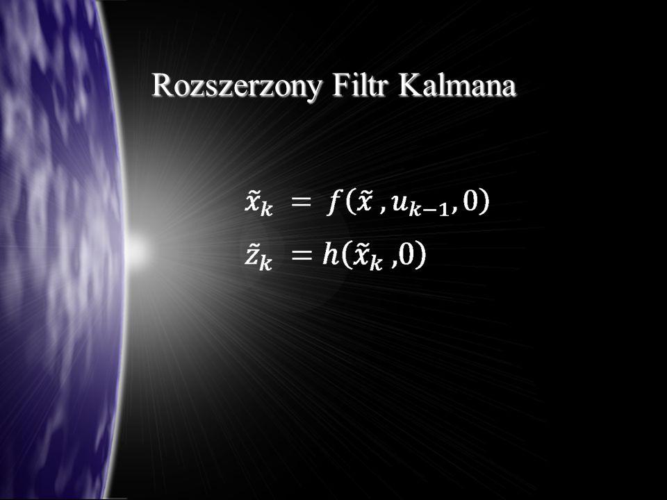 Rozszerzony Filtr Kalmana