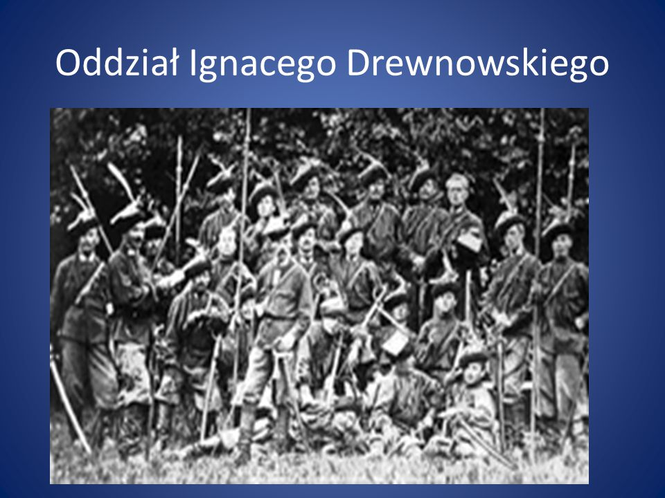 Oddział Ignacego Drewnowskiego