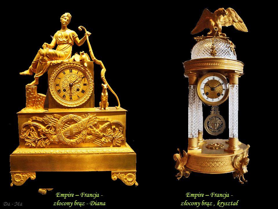 Empire – Francja - złocony brąz - Diana