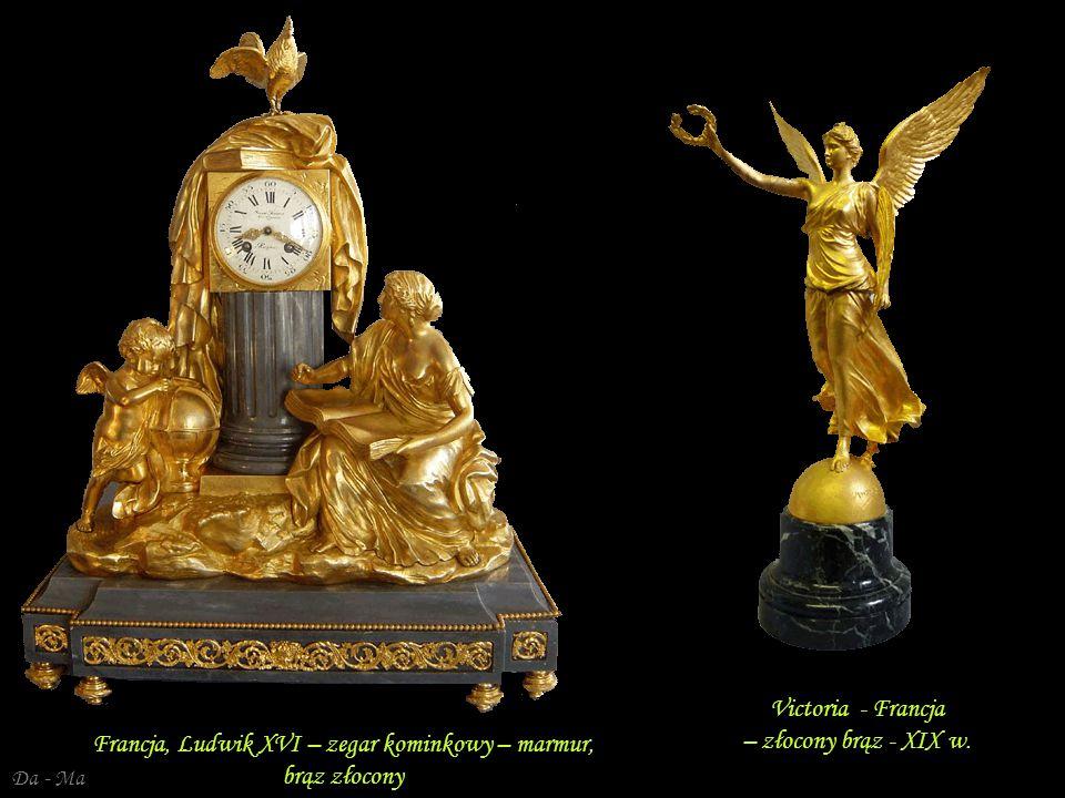 Victoria - Francja – złocony brąz - XIX w.