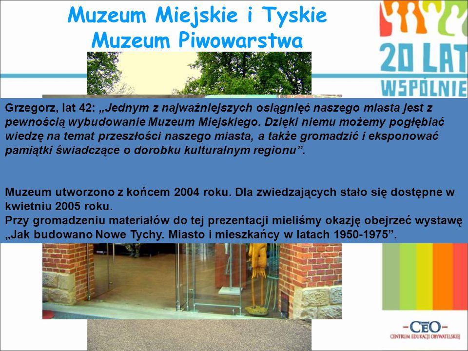 Muzeum Miejskie i Tyskie Muzeum Piwowarstwa