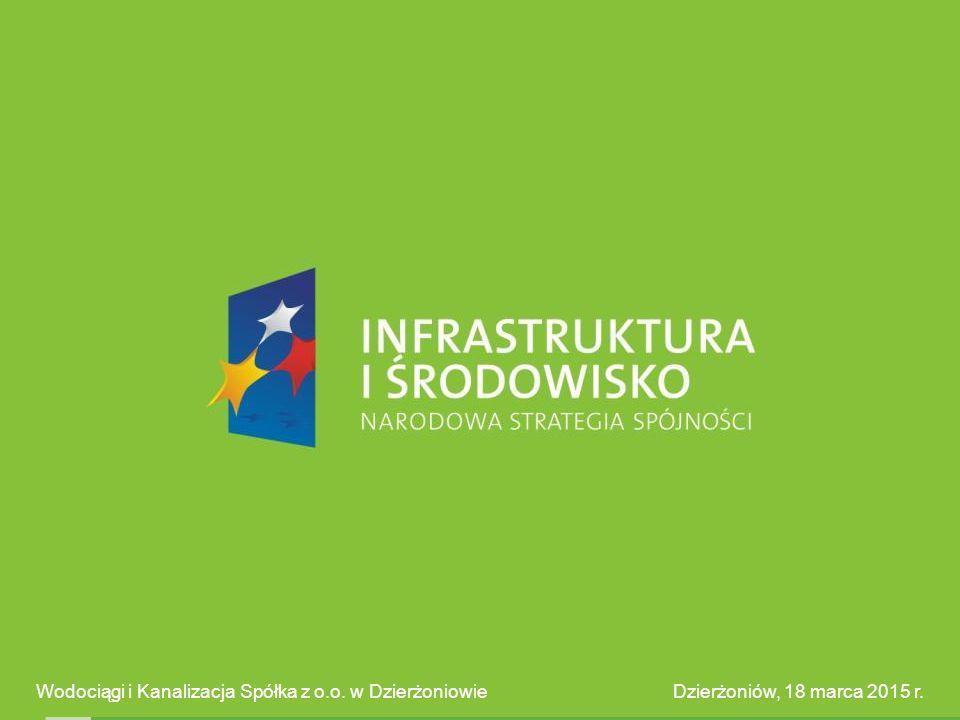 Wodociągi i Kanalizacja Spółka z o.o. w Dzierżoniowie