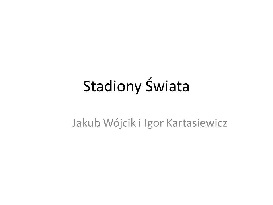 Jakub Wójcik i Igor Kartasiewicz
