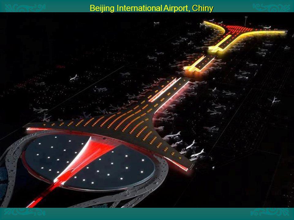 Beijing International Airport, Chiny