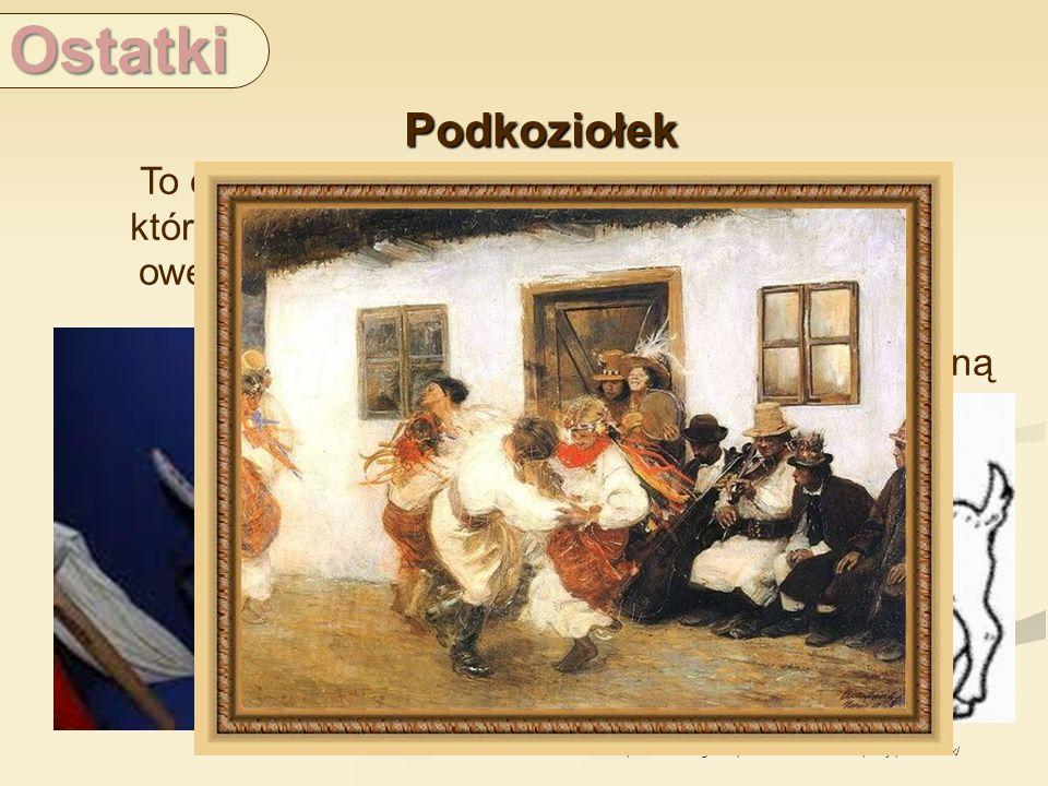 Ostatki Podkoziołek.