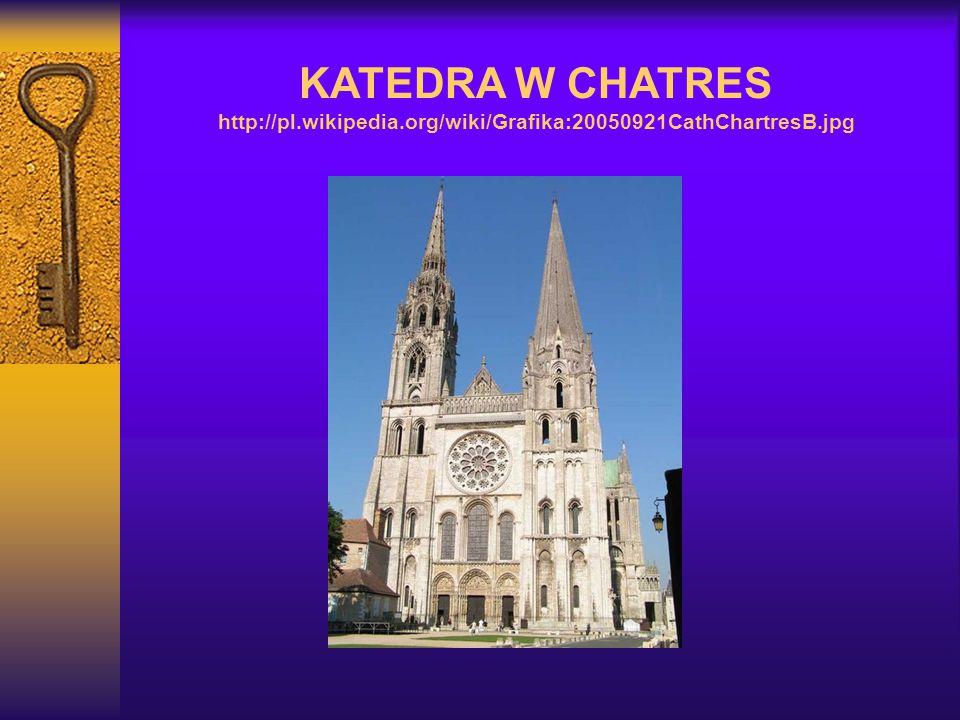 KATEDRA W CHATRES http://pl. wikipedia