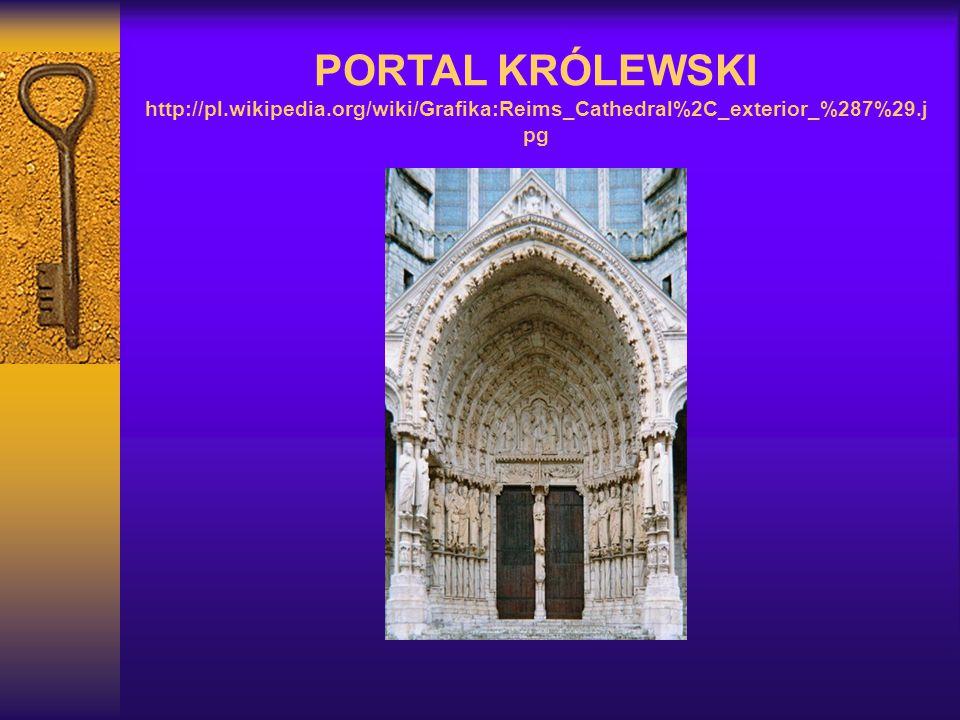 PORTAL KRÓLEWSKI http://pl. wikipedia